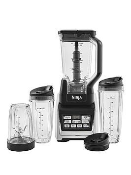 Save £31 at Very on Ninja Bl642Uk Blender Duo 1500-Watt With Auto-Iq