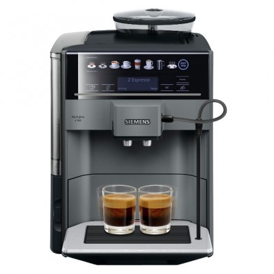 Save £300 at Appliance City on Siemens TE651209GB Fully Automatic Freestanding Coffee Machine - SILVER