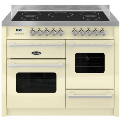Save £900 at Appliance City on Britannia RC-11XGI-DE-CR 110cm Delphi XG Induction Range Cooker - CREAM