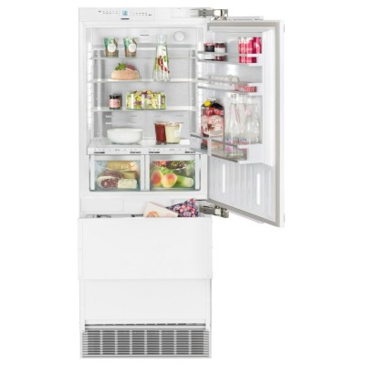 Save £960 at Appliance City on Liebherr ECBN5066 76cm Integrated Biofresh Fridge Freezer Right Hinged