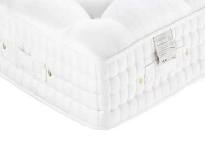Save £150 at Dreams on Flaxby Natures Finest 6500 Dnair Mattress - Soft / Medium 5'0 King
