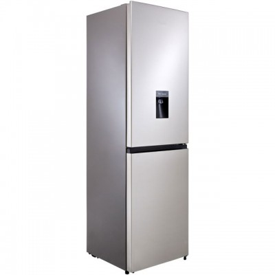 Save £51 at AO on Hisense RB327N4WC1 50/50 Frost Free Fridge Freezer - Silver - A+ Rated