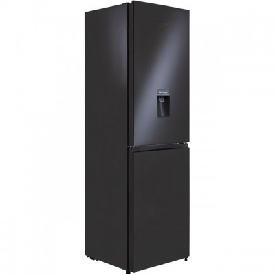 Save £51 at AO on Hisense RB327N4WB1 50/50 Frost Free Fridge Freezer - Black - A+ Rated