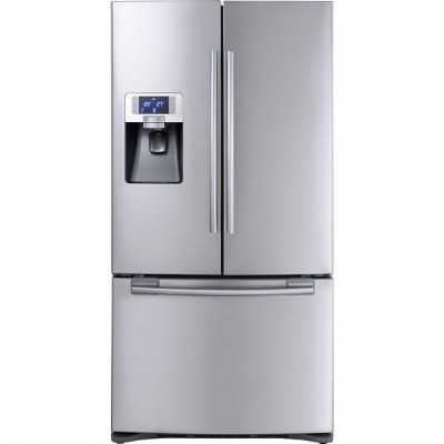 Save £230 at AO on Samsung G-Series RFG23UERS American Fridge Freezer - Stainless Steel - A+ Rated