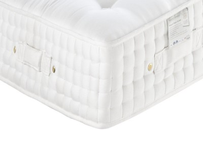 Save £200 at Dreams on Flaxby Natures Finest 12000 Dnair Mattress - Medium Soft / Medium Firm 4'6 Double