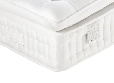 Save £100 at Dreams on Flaxby Natures Finest 4500 Mattress - Medium / Medium Soft 4'0 Small double