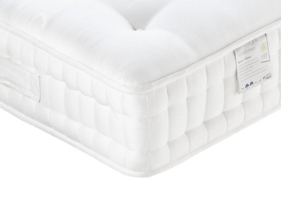 Save £100 at Dreams on Flaxby Natures Refine Dnair Mattress - Medium Firm / Firm 5'0 King