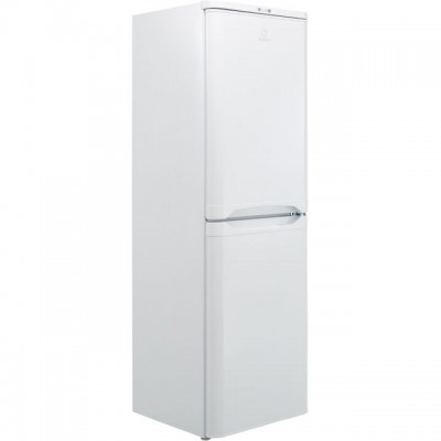 Save £59 at AO on Indesit IBD5517W 50/50 Fridge Freezer - White - A+ Rated