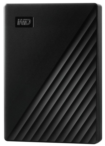 Save £15 at Argos on WD Passport 4TB Portable Hard Drive - Black