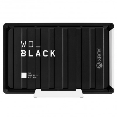 Save £45 at Argos on WD Black 12TB D10 Gaming Drive for Xbox One