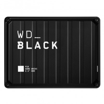 Save £41 at Argos on WD Black P10 4TB Portable Gaming Drive for Console or PC