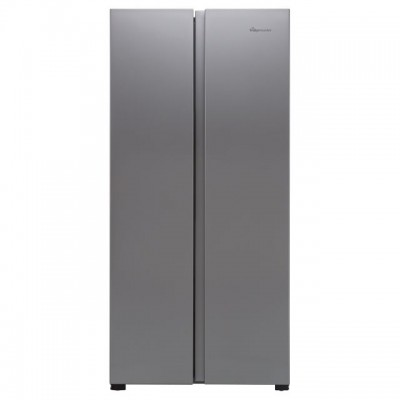 Save £50 at AO on Fridgemaster MS83430FFS American Fridge Freezer - Silver - A+ Rated