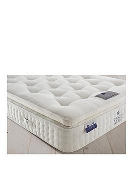 Save £70 at Very on Rest Assured Richborough Latex Pillowtop Mattress - Firm
