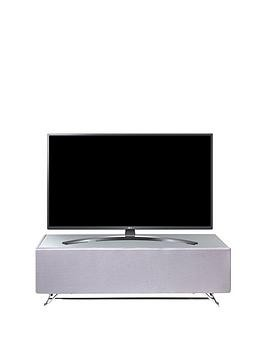 Save £40 at Very on Alphason Chromium 120 Cm Concept Tv Stand - Grey - Fits Up To 60 Inch Tv