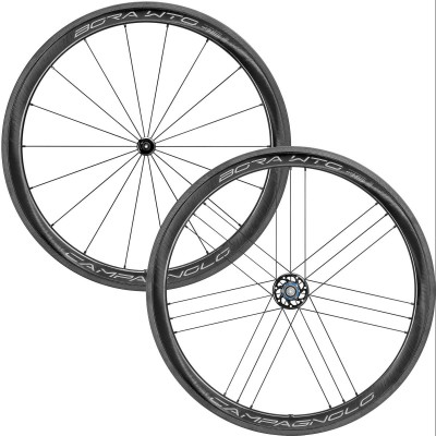 Save £398 at Wiggle on Campagnolo Bora WTO 45 Road Wheelset Wheel Sets