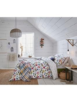 Save £10 at Very on Joules Cambridge Garden Floral Duvet Cover Set