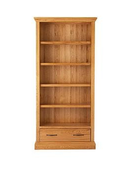 Save £50 at Very on Kingston 100% Solid Wood Ready Assembled Bookcase