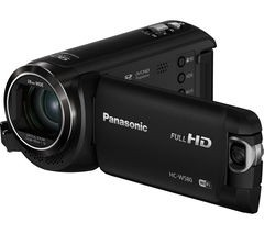Save £30 at Currys on PANASONIC HC-W580EB-K Camcorder - Black