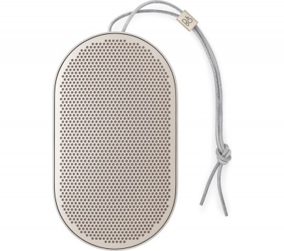 Save £30 at Currys on B&O B&O BEOPLAY P2 Portable Bluetooth Wireless Speaker - Sand Stone, Sand