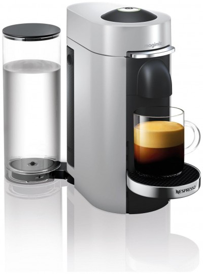 Save £70 at Argos on Nespresso by Magimix Vertuo Pod Coffee Machine - Silver