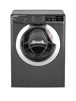 Save £90 at Very on Hoover Dynamic Next Wdxoa485Cr 8Kg Wash, 5Kg Dry, 1400 Spin Washer Dryer With One Touch - Graphite