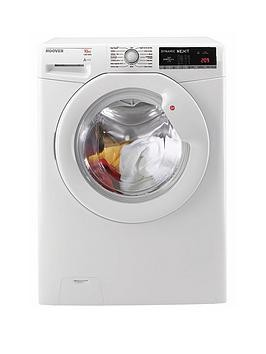 Save £50 at Very on Hoover Dynamic Next Dloa 4103, 10Kg Load, 1400 Spin Washing Machine - White
