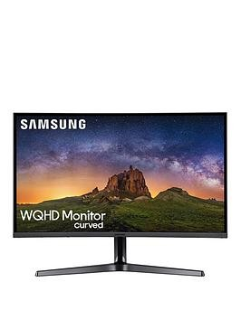 Save £70 at Very on Samsung C32Jg50 32 Inch, 2560 X 1440 Wqhd, 16:9, 144Hz 4Ms Gaming Monitor