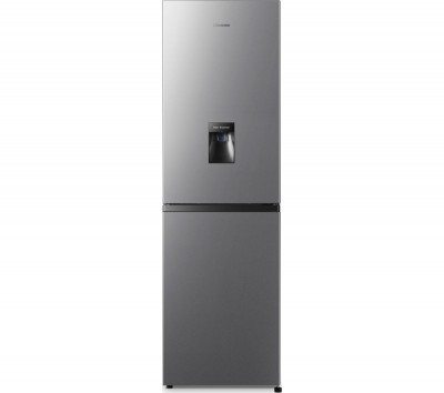 Save £50 at Currys on RB327N4WC1 50/50 Fridge Freezer - Stainless Steel, Stainless Steel