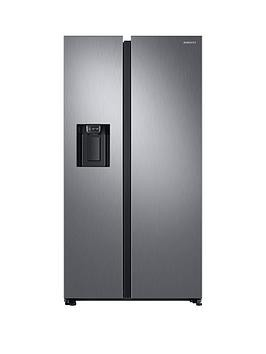 Save £170 at Very on Samsung Rs68N8240S9/Eu American Style Frost Free Fridge Freezer With Plumbed Water, Ice Dispenser - Matt Silver (Doorstep Delivery Only)