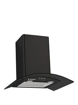 Save £20 at Very on Hoover H-Hood 300 Hgm610Nn 60Cm Chimney Hood - Black - Chimney Hood With Installation