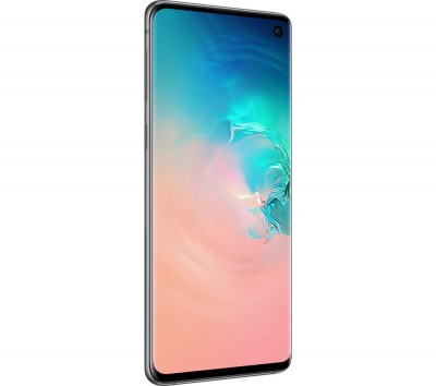 Save £120 at Currys on Samsung Galaxy S10 SIM Free - 128 GB, Prism Silver, Silver