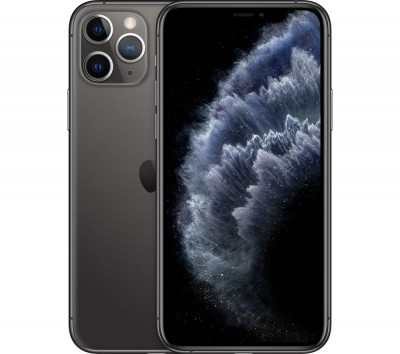 Save £125 at Currys on Apple iPhone 11 Pro - 256 GB, Space Grey, Grey