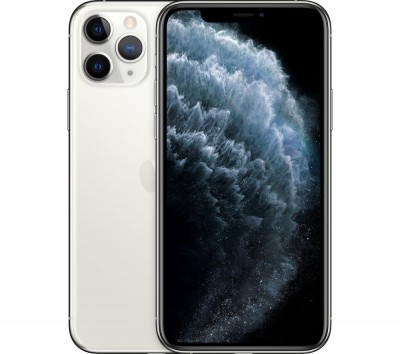 Save £125 at Currys on Apple iPhone 11 Pro - 256 GB, Silver, Silver