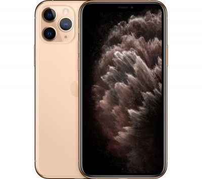 Save £125 at Currys on Apple iPhone 11 Pro - 256 GB, Gold, Gold