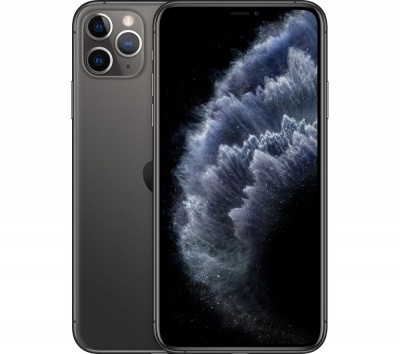 Save £125 at Currys on Apple iPhone 11 Pro Max - 64 GB, Space Grey, Grey