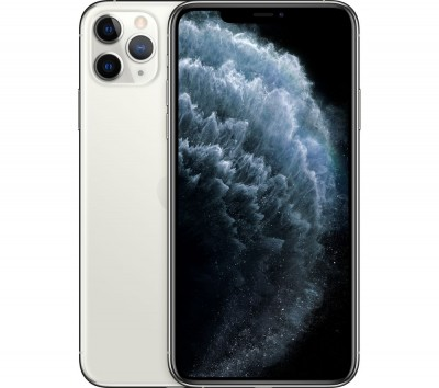 Save £125 at Currys on Apple iPhone 11 Pro Max - 64 GB, Silver, Silver