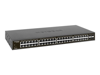 Save £44 at Ebuyer on Netgear GS348T S350 Series 48-Ports Smart Switch