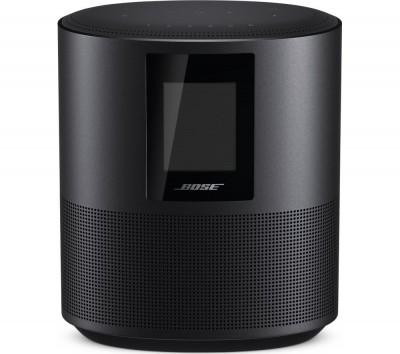 Save £70 at Currys on BOSE Home 500 Wireless Voice Controlled Speaker - Black, Black