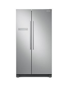 Save £160 at Very on Samsung Rs54N3103Sa/Eu American Style Frost Free Fridge Freezer With All-Around Cooling - Graphite (Doorstep Delivery Only)