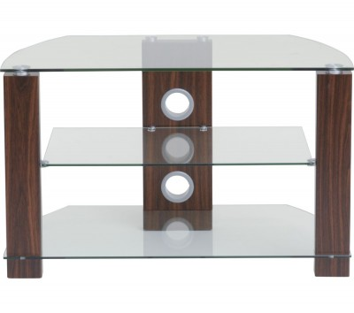 Save £10 at Currys on TTAP Vision L630-600-3WC 600 mm TV Stand - Walnut