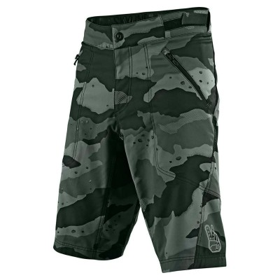 Save £10 at Wiggle on Troy Lee Designs Skyline Camo Shorts Baggy Shorts