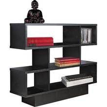 Save £12 at Argos on HOME Cubes 3 Tier Shelving Unit - Black Ash Effect