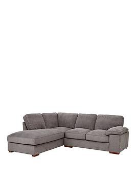 Save £290 at Very on Blakely Fabric Left Hand Corner Chaise Sofa