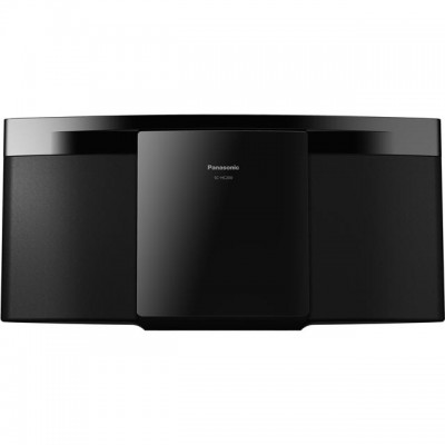 Save £14 at AO on Panasonic Separate SC-HC200EB-K 20 Watt Hi-Fi System with Bluetooth - Black
