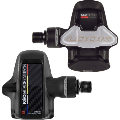 Save £21 at Wiggle on Look Look Keo Blade Carbon Ceramic Pedal Clip-in Pedals