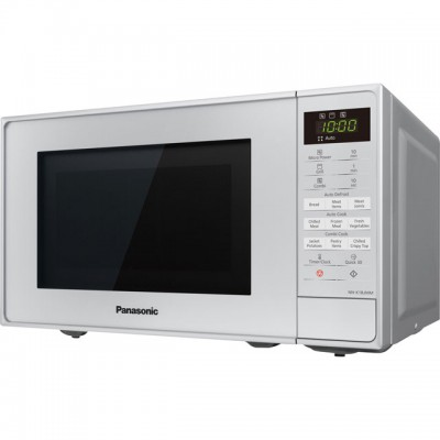 Save £10 at AO on Panasonic NN-K18JMMBPQ 20 Litre Microwave With Grill - Silver