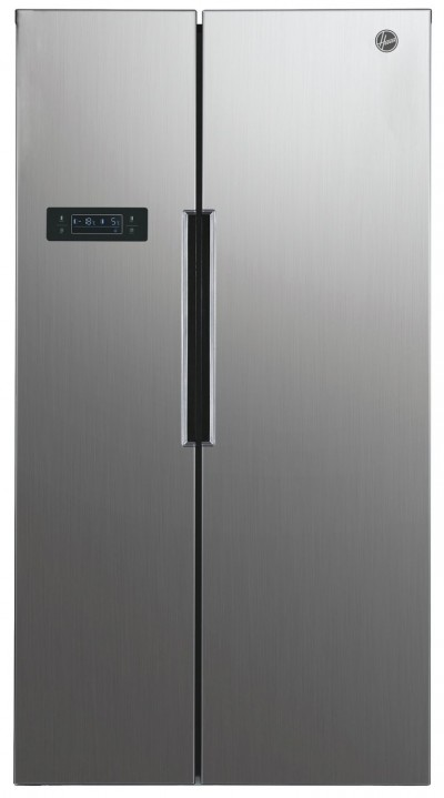 Save £80 at Argos on Hoover HHSBSO6174XK American Fridge Freezer - Silver