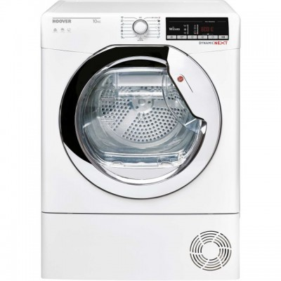 Save £50 at AO on Hoover Dynamic Next DXOC10TCE Wifi Connected 10Kg Condenser Tumble Dryer - White - B Rated