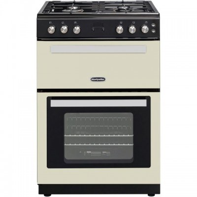 Save £50 at AO on Montpellier RMC61GOC Gas Cooker with Full Width Gas Grill - Cream