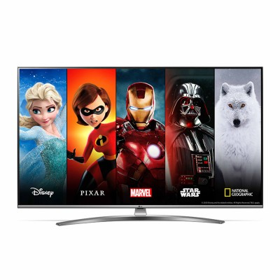 Save £100 at PRCDirect on LG 55UN81006LB 55 UN81 Series 4K Smart UHD TV (2020)